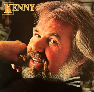 Kenny Rogers ‎- Kenny (LP) (VG-/VG-)